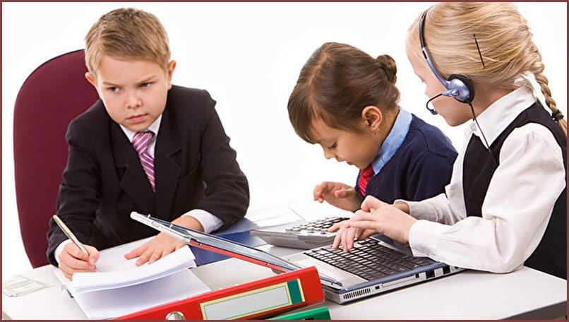 Бизнес-идеи для развития детей