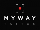 Логотип My Way Tattoo