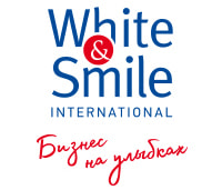 Логотип White and Smile