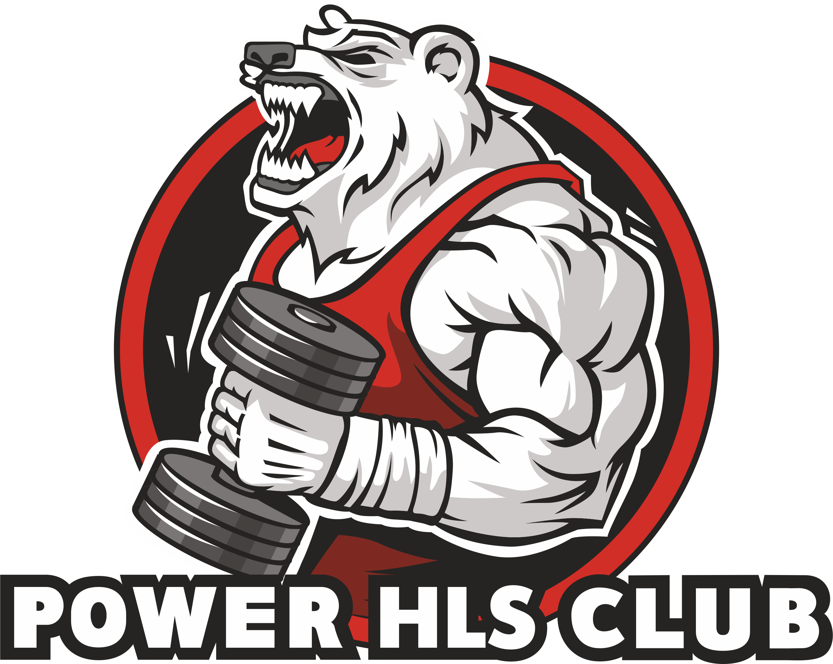 Логотип POWER HLS CLUB