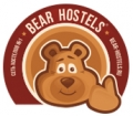 Логотип Bear Hostels