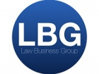 Логотип Law Business Group