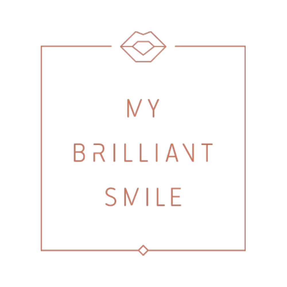 Логотип My Brilliant Smile