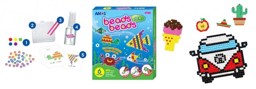 Логотип детские товары для творчества