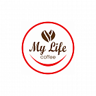 Логотип My Life Coffee