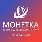 Логотип Монетка24