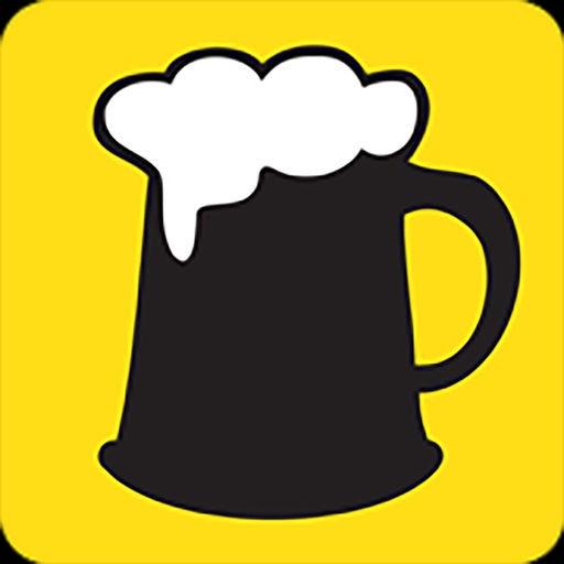 Логотип «помощник» для пьяных