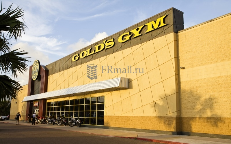 Фото франшизы Gold's Gym